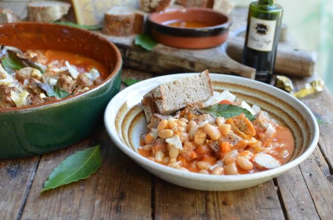 Grana Padano Beans