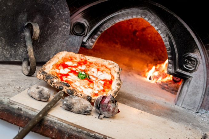 Wood Fired Pizza and Oven