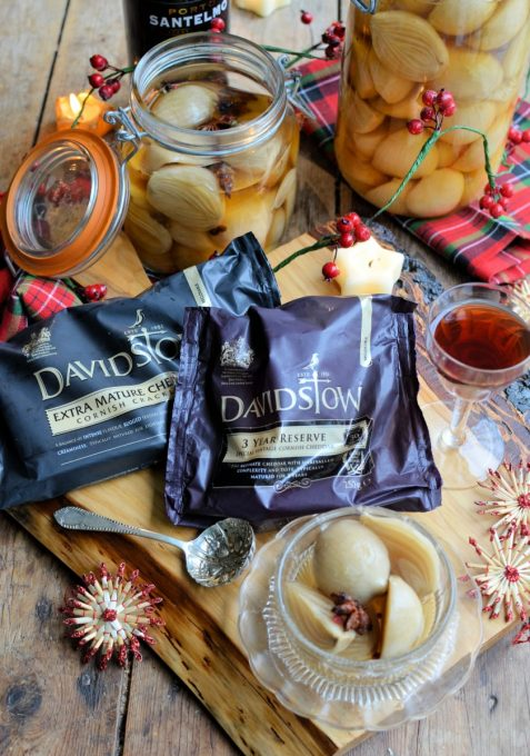 Davidstow Cheddar Cheese