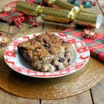 Festive Sausage, Cranberry, Sage and Onion Oat Stuffing (to accompany roast poultry)