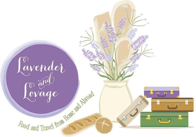 New Lavender and Lovage logo