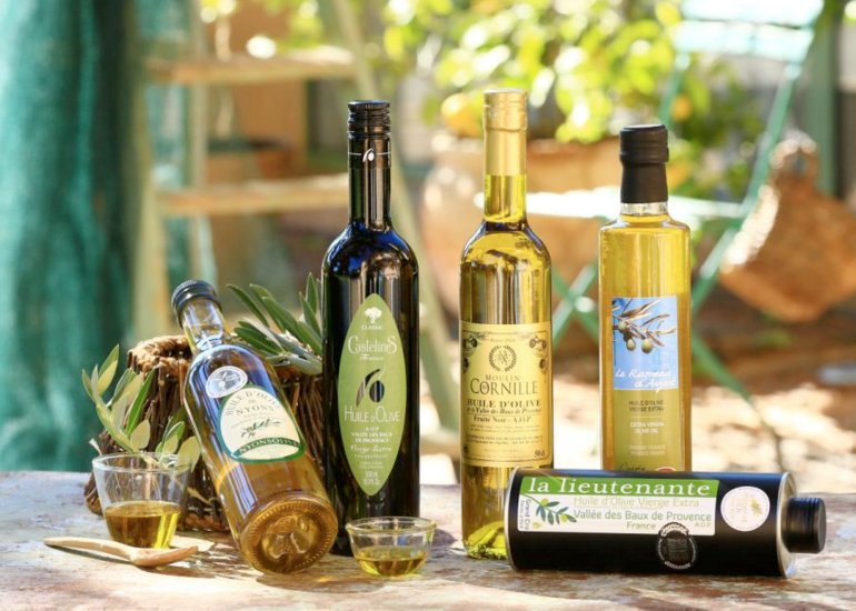 ad05ea1cb24 Fine Dining & Harvesting Olives in Provence - Lavender and Lovage