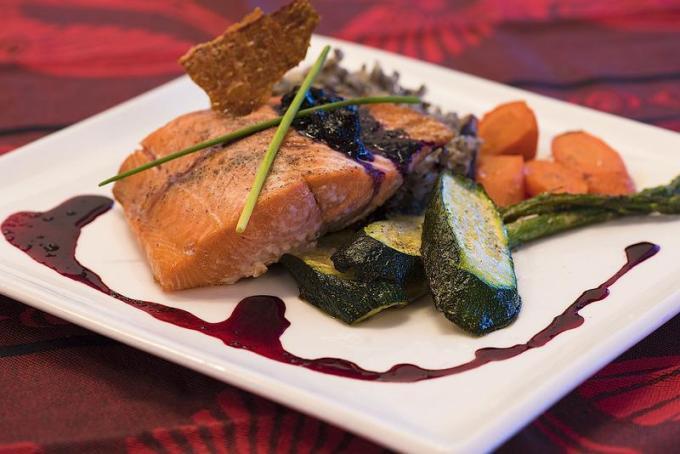 Salmon'n'Bannock Sockeye Salmon