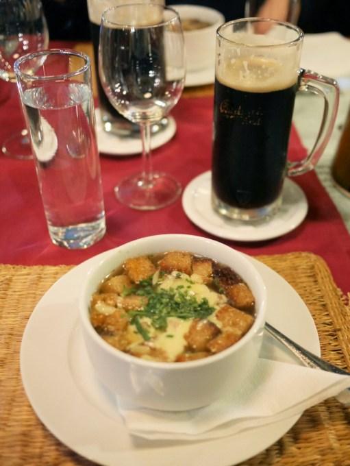 Solidní Šance Garlic Soup