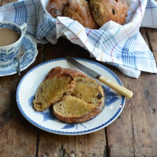 Yorkshire Teacakes