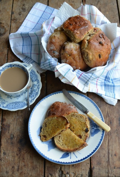 Yorkshire Teacakes