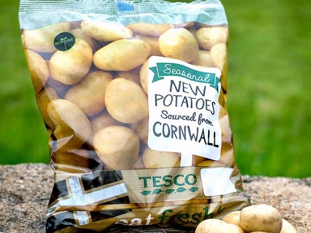 Cornish New Potatoes