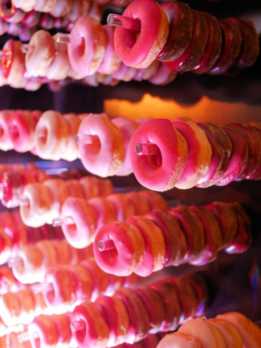 Sweet Escape, Vegas, Doughnut