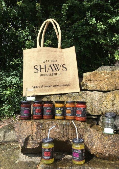 Shaws 1889 Picnic Bag