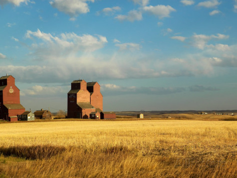 The Saskatchewan Prairies