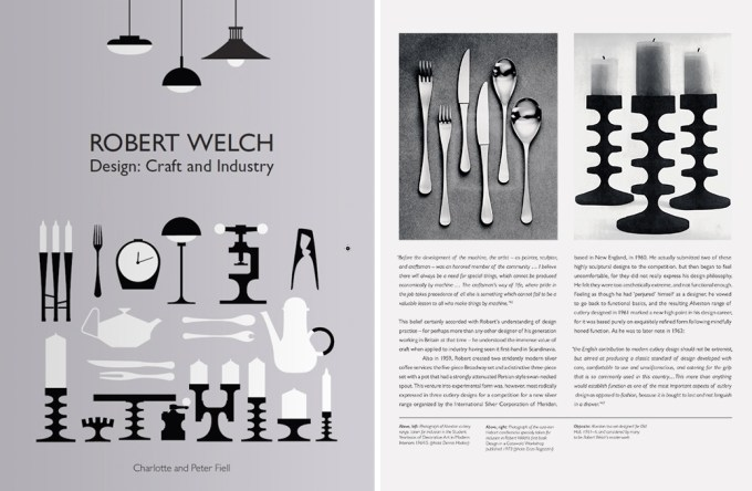 Designing the Robert Welch way