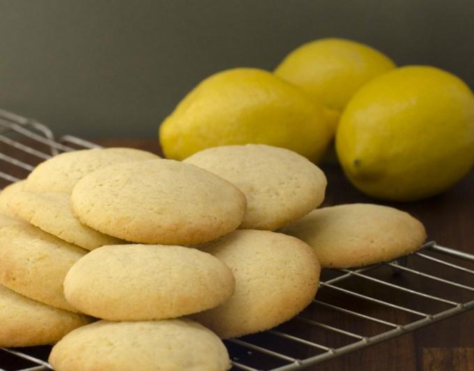 Lemon Biscuits