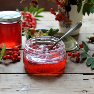 Preserving the Season – Rowan & Apple Jelly