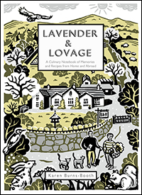 Lavender and Lovage Book