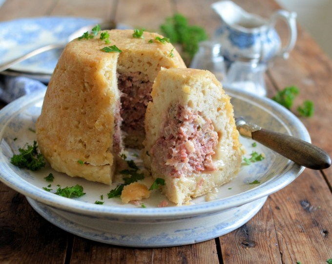 Norfolk Plough Pudding