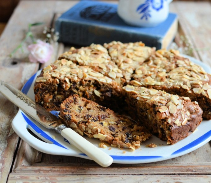 """Cut and Come Again"" Farmhouse Fruit Cake"