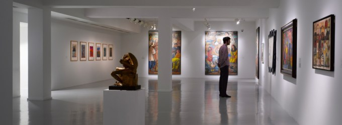 Mathaf Arab Modern Art Museum