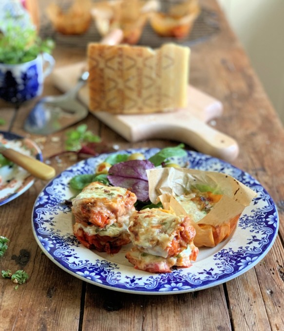 perfect for a light lunch, family supper