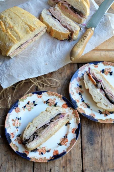 Shooters Sandwich