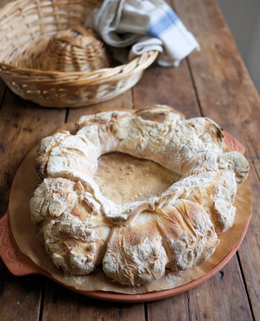Traditional Sourdough Couronne Bordelaise