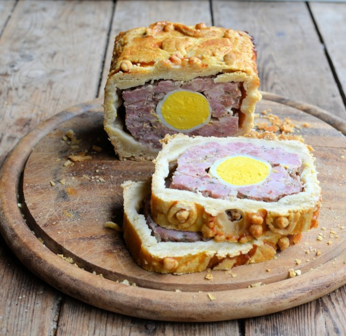 "Celebrate British Pork with a Classic Recipe for ""Gala Pie"""