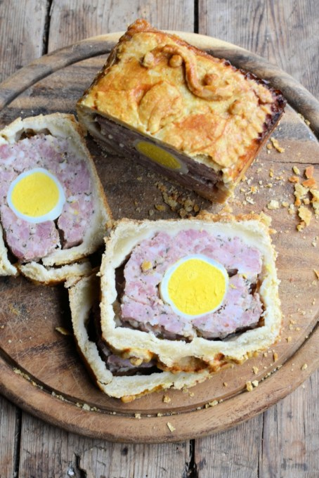 Gala Ham and Egg Pie