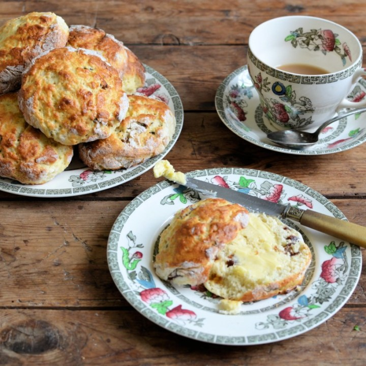 Ration Scones