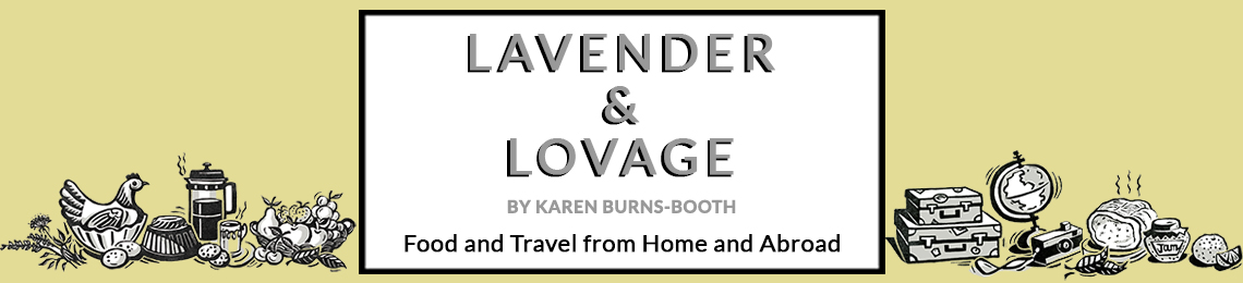 Lavender and Lovage header graphic