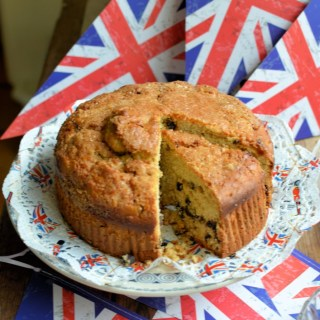 VE Day Condensed Milk Cake