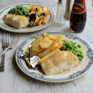 Gluten Free Fish and Chips (Hake)