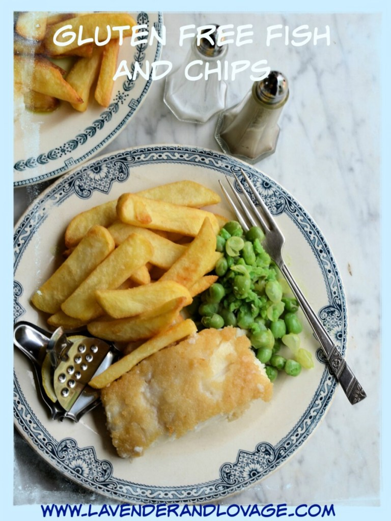 Easy Gluten Free Fish and Chips