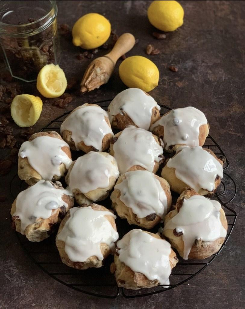 Whitby Lemon Buns