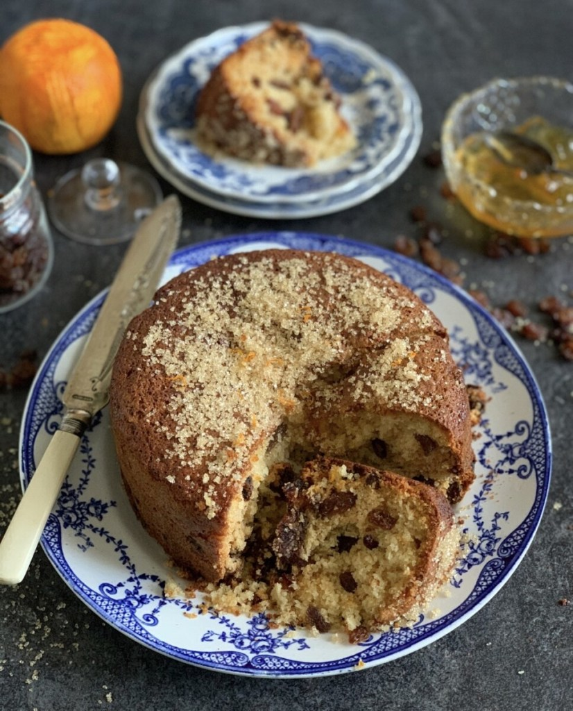 Manor House Cake