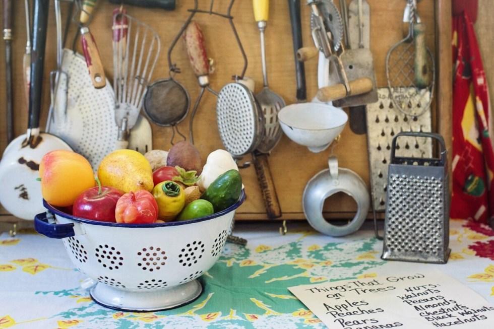 Vintage Kitchenalia