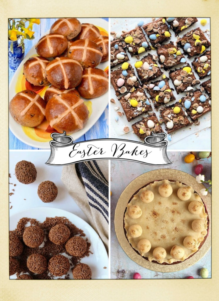 Cook Blog Share Week 12 Easter Bakes & Cakes