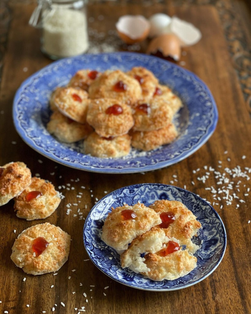 Old-Fashioned Coconut Macaroons