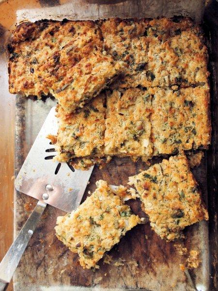 Grandma's Yorkshire Season Pudding with Herbs