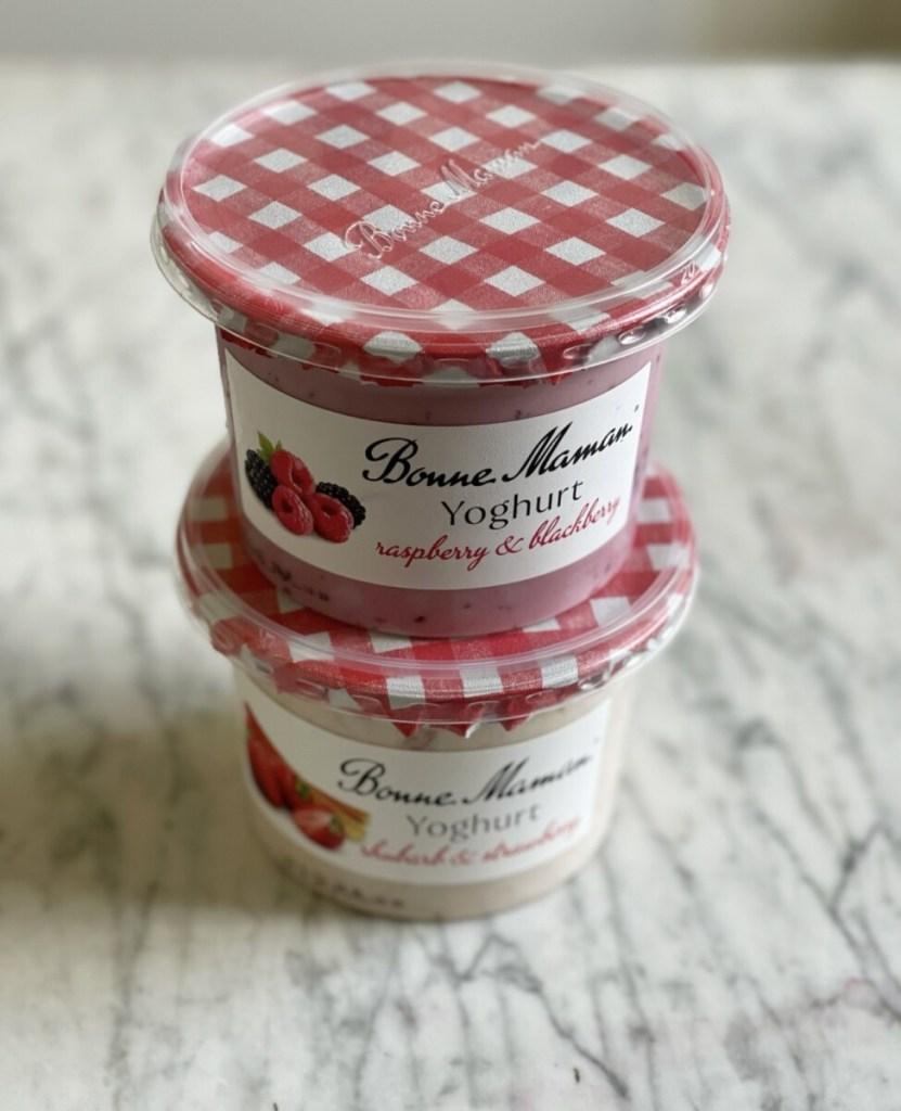 Bonne Maman Fruit Yoghurts