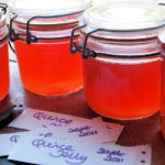 Alchemy and Stained Glass Windows…..Home-made Quince Jelly