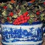 Christmas Planter