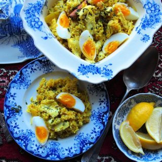 Fish is the Dish with Smoked Haddock Kedgeree for Brunch