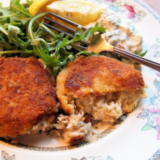 Fish on Friday and Edwardian Fish Cakes with Wild and Smoked Haddock