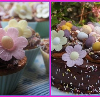 A Cake Decorating Giveaway! Dr Oetker Cake & Baking Decorations to Celebrate Spring!