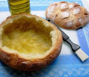 A French Summer Picnic Sandwich ~ Pan Bagnat