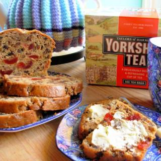 Tea Time Random Recipes – A DOUBLE the Fun Cooking & Baking Challenge for September!