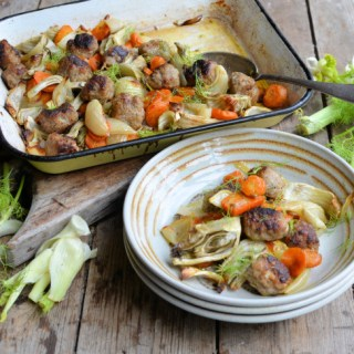 Organic September, Sausage Meatballs, Twitter Party and Thrifty & Organic Family Meal Plans