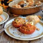 An Easy Midweek Summer Recipe: Tabbouleh Stuffed Tomatoes