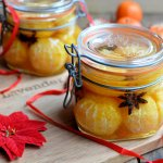 Edible Gifts for Giving: Spiced Brandy Soused Clementines