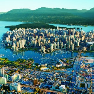 Uber Cool and Vibrant Vancouver, BC