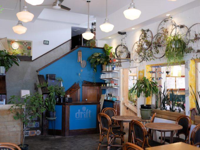 Drift Sidewalk Cafe XYE